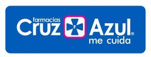 Logo Cruz Azul fondo azul