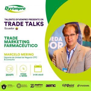 Talento Dyvenpro presente en los Trade Talks